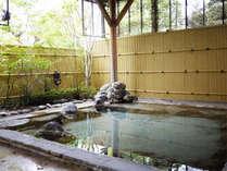 *大浴場/露天風呂は解放感いっぱい!晴れた日には富士山が見えることも。(冬季1.2月はご利用頂けません)