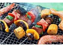 【離れの庭でバーベキュー】~青空の下で景色を楽しみながらプライベート贅沢BBQ~【1日1組限定】