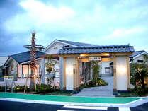 展望露天風呂を始め、横須賀初の大型岩盤浴施設や高濃度炭酸泉など一日を通してお寛ぎいただける施設