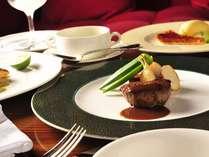 *【夕食一例『八甲田』】優美でおいしい時間を約束するフレンチ。