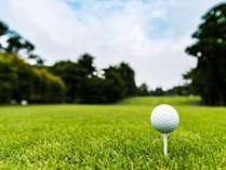 *ゴルフプラン(イメージ)