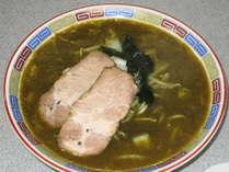 【鉄のまち室蘭名物】お土産用!室蘭カレーラーメン付プラン(朝食付)
