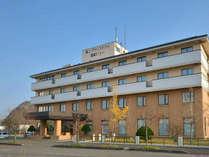 第二プリンスホテル室蘭ビュー外観