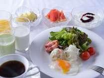 朝食 ※写真はイメージです