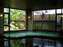 女性用庭園風呂(内風呂)