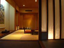 107号室露天風呂付き客室