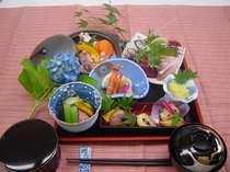 新鮮なお刺身&旬の材にこだわった特製和食ご膳