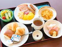 【ビュッフェ】朝食例