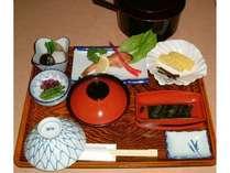 朝食【和食】です。※和食か洋食かの選択制です。