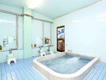 *男性風呂 ジャグジー付き大浴場