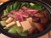 <鴨鍋>フランス産カナール使用◆いつもよりちょっぴりおしゃれな高原でのお鍋パーティ