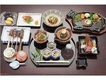 ■牛肉ステーキ会席