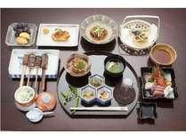 ■季節のお料理会席
