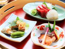 ★地のものを中心とした新鮮な食材にこだわっております。,静岡県,志太温泉潮生館(しだおんせん ちょうせいかん)