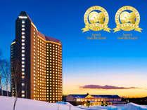 ■World Ski Award2017でウェスティンルスツリゾートがスキーホテル部門日本最優秀賞受賞