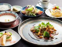 欧風創作料理:「小さなステーキコース」or「森のコース」チョイスプラン<一泊二食付>