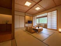 和室10畳+次の間3畳タイプ♪最大4名定員でのんびりお寛ぎ頂けます