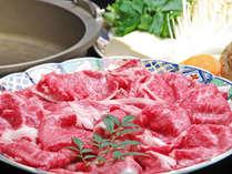 やわらかくて、脂がのった近江牛を『すき焼』でご堪能ください♪