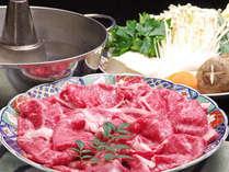 お肉本来の味を堪能するなら『近江牛しゃぶしゃぶ』がおすすめ♪