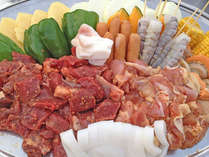 【BBQ】お肉に魚介にお野菜に♪BBQにぴったりの食材をそろえました♪