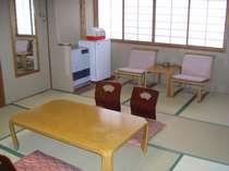 和室9畳のお部屋です。