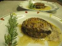 本当に美味しい、天然あわびのステーキ