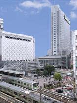 渋谷駅直結の最高のロケーション