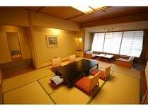 【松風館客室】2010年リニューアル!松風館和室10畳タイプ