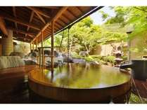 2012年6月オープン!ひのき樽風呂3