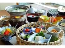 風舞朝食料理一例