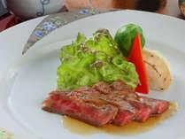 風舞メインメニュー福島牛ステーキ