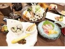 【2食付】オープン記念 熊野の四季会席『夕凪』