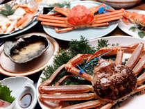 最高級クラスの冬の味覚☆青いタグが目印の『津居山ガニ』フルコース!食べれば納得!