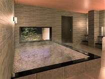 天然温泉の大浴場(イメージ)