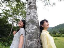 ◆自然にときめくリゾート休暇村で多彩なレジャーを♪大自然の中、ゆったりとした時間が流れます。