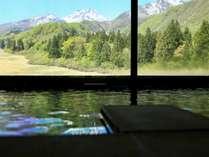 ◆絶景をのぞむ天然温泉は美肌効果の高い温泉です。ごゆっくりお過ごしください。