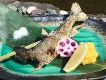 【土曜・特定日】大人1名様につき★イワナの塩焼き1皿付★約80種類の創作バイキングプラン