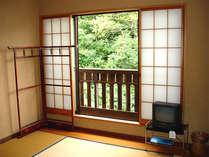 *和室一例。落ち着いた畳のお部屋でゆったりのんびり寛ごう♪