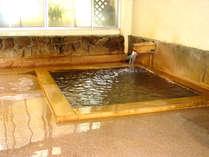 *【温泉浴場】源泉かけ流し100%の贅沢なお湯をご堪能ください♪