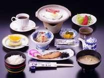 例:朝食(グレードアッププラン専用)