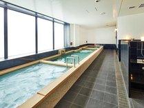 宿泊者専用(無料)の大浴場 ※女性側イメージ