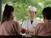 Diningでは料理人もお食事をご提供いたします