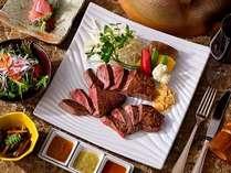松阪牛フィレ、にいがた和牛フィレとサーロイン。あなたはどれがお好み?