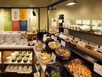 和食が充実したホテルブッフェが大人気!■期間限定■朝食無料プラン