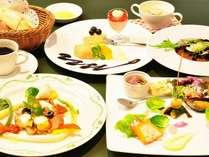 【基本Style】 奥多摩の厳選素材、シェフこだわりの食事 (1泊2食)