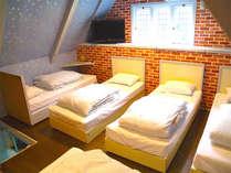 ロフト付和室(ロフト部分ベッド)☆