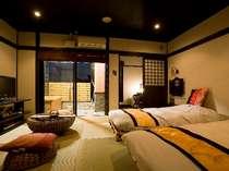 別府の格安ホテル 客室露天付き旅館 和み月