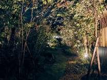 純日本庭園