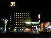 ホテル正面写真