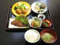 ◆食事自慢の宿◆ボリュームたっぷりの夕食◆